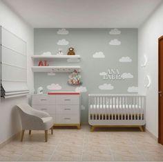 Baby Boy Room Decor, Baby Boy Rooms, Baby Bedroom, Baby Boy Nurseries, Baby Cribs, Nursery Room, Room Design Bedroom, Baby Room Design, Small House Interior Design