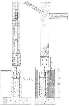 Galería de 50 Detalles constructivos de arquitectura en madera - 125