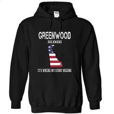 GREENWOOD-- Its Where My Story Begins! - #button up shirt #sweatshirt organization. BUY NOW => https://www.sunfrog.com/No-Category/GREENWOOD--Its-Where-My-Story-Begins-3080-Black-19241817-Hoodie.html?68278