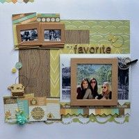 My Favorite by cgbittencourt from our Scrapbooking Gallery originally submitted 07/11/13 at 04:01 PM