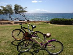Maui beach cruisers
