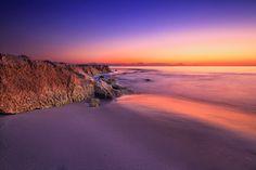 sunrise colors by Bnafsj ., via 500px