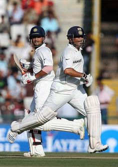 Sourav - Sachin partnership of 142 runs, against Australia, in 2nd Test at Mohali, on 17, Oct 2008