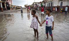 UNICEF lança campanha para ajudar crianças e famílias do Haiti