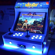 High Quality Arcade Machines FOR SALE MAME JAMMA Hyperspin video games