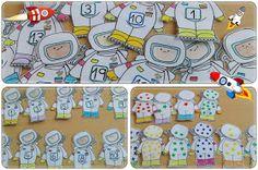 INFANTIL CALVO SOTELO: Grazas ao ABN como nos gustan os números!!!!!