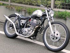 Yamaha SR 500 by Old Speed Factory | Japan