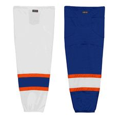Kobe Halifax Highlanders air knit hockey socks with velcro tabs in home and away. Kobe Halifax Highlanders edge hockey socks have pro sewn striping in adult, intermediate and youth sizes. Hockey Socks, Ice Hockey, Highlanders, Home And Away, Kobe, Fabric Design, Pajama Pants, Knitting, Style