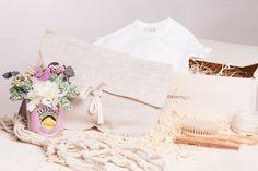 Caja regalo Bebé Pink un regalo ideal para las pequeñas princesas de la casa.