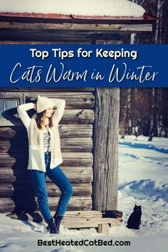 So, how do cats stay warm in winter? Cats are well-suited to regulating their own body temperature. In addition to being naturally insulated with their fur coat and a layer of fat, cats instinctively know to curl up and to seek out small, confined spaces when it gets too cold. That said, kittens and elderly cats are especially susceptible to the cold – and all cats need a place to go to when temperatures are frigid.