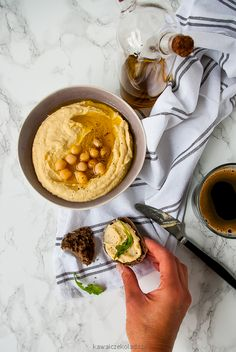 Appetisers, Tahini, Gluten Free Recipes, Hummus, Free Food, Appetizer Recipes, Food Styling, Ethnic Recipes, Photography