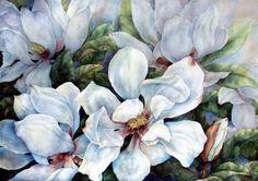 Pam Sackville, Magnolias