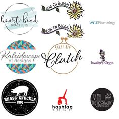 Brass Knuckles, Logo Design, Bloom, Beaded Bracelets, Beads, O Beads, Beading, Pearl Bracelets, Pearls