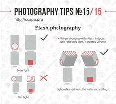 Photography Tips - Flash Photography
