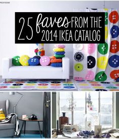 The new Ikea catalog is coming...!