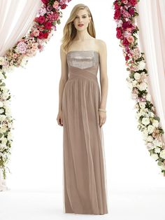 Dessy Collection Bridesmaids Style 6743 http://www.dessy.com/dresses/bridesmaid/6743/