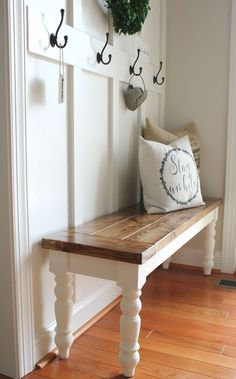 Awesome 65 Stunning Farmhouse Entryway Decorating Ideas https://wholiving.com/65-stunning-farmhouse-entryway-decorating-ideas