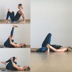Summer Stretch Yin - Figure 4