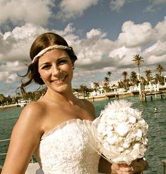 #SEASHELKL BOUQUET #BEACH WEDDING BOUQUET #WEDDING BOUQUET   by OHONEFINEDAY, $300.00