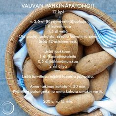 Vauvan pähkinäpatongit Loving Your Body, I Love Food, Eating Well, Baby Food Recipes, Finger Foods, Kids Meals, Cantaloupe, Nom Nom, Food And Drink