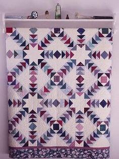 Quilt Patterns: Tangled Cobwebs