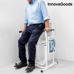InnovaGoods Safety Support for Bathrooms