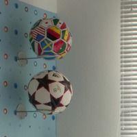 Suporte de bola de parede