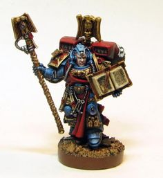 Image result for librarian with jump pack Sci Fi Miniatures, Warhammer 40k, Blood, Angels, Geek Stuff, Crafting, Attic, Awesome, Minis