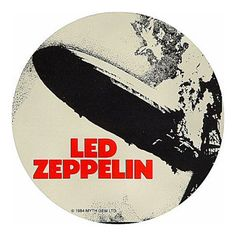 #LedZeppelin Band Stickers, Led Zeppelin