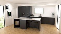 Kitchen Furniture, Kitchen Interior, Küchen Design, Interior Design, House Extension Design, Kitchen Units, Cuisines Design, Home Renovation, Home And Living