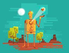 :::Robot Love::: | Ilias Sounas