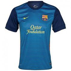 Barcelona Pre-Partido Azul 2012/13 Camiseta futbol [333] - €16.87 : Camisetas de futbol baratas online! http://www.8minzk.com/f/Camisetasdefutbol/