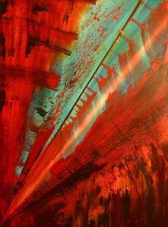 Dream By: D. Lane Taylor The abstract expressionist art of D. Lane Taylor at Deviant Art. Abstract Expressionism, Abstract Art, Expressionist Artists, Art Moderne, Art Abstrait, Textures Patterns, Color Inspiration, Modern Art, Art Pieces