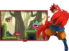 Flynn: Son of Crimson | Fast paced 2D action platformer by Studio Thunderhorse — Kickstarter