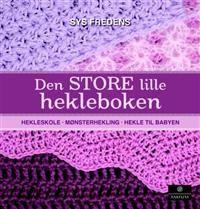 Den store lille hekleboken; hekleskole, mønsterhekling, hekle til babyen Crochet Hats, Blanket, Baby, Den, Store, Knitting Hats, Larger, Blankets, Baby Humor