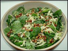Utrolig lækker spidskålsalat