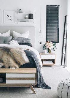 The Comfort Zone: Bedroom mood board | Temple & Webster blog