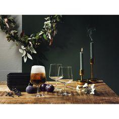 Essence ølglas 2-pak fra Iittala, designet af Alfredo Häberli. Den oprindelige serie med v...