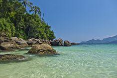 Lopes Mendes beach, Angra dos Reis - Rio de Janeiro - Brazil.