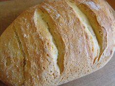Ildikó receptjei: Kukoricás kenyér