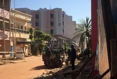 Le Radisson de Bamako, un hôtel réputé très sûr