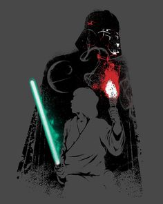 Lukeing for my Father T-Shirt $10 Star Wars tee at ShirtPunch today only!