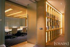 Intercontinental Hong Kong. Boardroom Interior Design by Chada. @chada.interiorarchitecture Retail Space, Conference Room, Divider, Interior Design, Furniture, Home Decor, Nest Design, Decoration Home, Home Interior Design