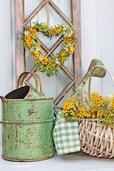 Amazing, as always! Green and yellow accessories by VIBEKE DESIGN