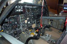 F-111 Aardvark cockpit
