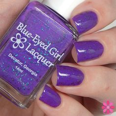 Blue Eyed Girl Lacquer Leave the Sun Behind Me Collection; It's In The Itinerary