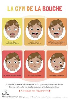board and cutting cards on the mouth gym - speech therapist - board and cutting cards on the mouth gym – speech therapist - Oral Motor Activities, Music Activities, Educational Activities, Activities For Kids, Teaching Kids, Kids Learning, Special Education Behavior, Baby Yoga, French Expressions