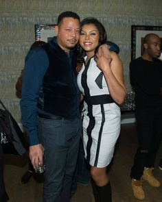 Photos from NY Screening of Fox's Empire Series coming in 2015 #Empire #TeamCookie