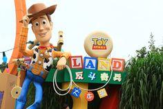 Hong Kong Disneyland Rides