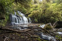 The Catlins, South Island of New Zealand Used a 2-stop-ND-Filter and a polarizer. by Sebastian Warneke